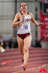 women's mile, heat 2, Elon, Cuddeback, Shelby