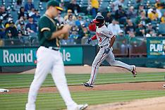 20170602 - Washington Nationals at Oakland Athletics