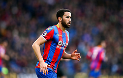 Crystal Palace's Andros Townsend