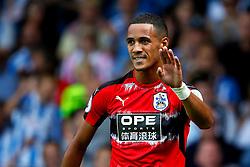 Tom Ince of Huddersfield Town gestures - Mandatory by-line: Matt McNulty/JMP - 16/07/2017 - FOOTBALL - Gigg Lane - Bury, England - Bury v Huddersfield Town - Pre-season friendly