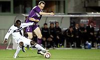 ◊Copyright:<br />GEPA pictures<br />◊Photographer:<br />Norbert Juvan<br />◊Name:<br />Rushfeldt<br />◊Rubric:<br />Sport<br />◊Type:<br />Fussball<br />◊Event:<br />UEFA Cup, Viertelfinale, FK Austria Magna Wien vs Parma FC<br />◊Site:<br />Wien, Austria<br />◊Date:<br />07/04/05<br />◊Description:<br />Ibrahima Camara (Parma), Sigurd Rushfeldt (A. Wien)<br />◊Archive:<br />DCSNJ-0704051306<br />◊RegDate:<br />07.04.2005<br />◊Note:<br />9 MB - TM/TM - Nutzungshinweis: Es gelten unere Allgemeinen Geschaeftsbedingungen (AGB) bzw. Sondervereinbarungen in schriftlicher Form. Die AGB finden Sie auf www.GEPA-pictures.com. Use of pictures only according to written agreements or to our business terms as shown on our website www.GEPA-pictures.com