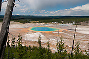 Grand Prismatic Spring, Yellowstone National Park