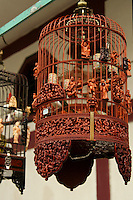 With its ideal location, elegant design and concentration of stalls selling pet birds and related goods, the Yuen Po Street Bird Garden has become a rendezvous for bird fanciers and a place of interest for Hong Kong people as well as tourists.