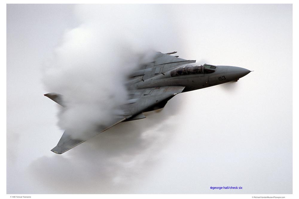 F-14 D at Mach I