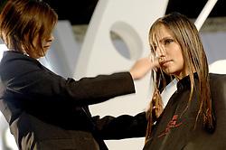 Movimento de público na Hair Brasil 2008, maior evento de beleza da América Latina, realizado no Expo Center Norte, na zona norte de São Paulo. FOTO: J. R. Comodo / Preview.com