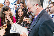 NYU School of Medicine Match Day, when graduating medical students learn which hospitals have accepted them for their internships and residencies.
