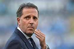 August 13, 2017 - Rome, Italy - Fabio Paratici sports director of Juventus during the Italian Supercup Final match between Juventus and Lazio at Stadio Olimpico, Rome, Italy on 13 August 2017. (Credit Image: © Giuseppe Maffia/NurPhoto via ZUMA Press)