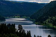 Wade Lake-Cliff Lake-Montana