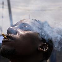Smoke by Millicent Lodenyi