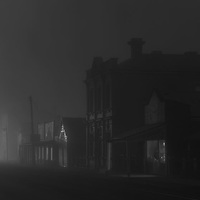 Night's Cold Door Left Ajar<br />