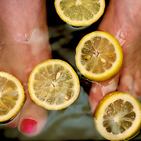 Erin West manicures and pedicures