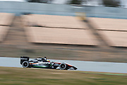 February 19-22, 2015: Formula 1 Pre-season testing Barcelona : Pascal Wehrlein, Force India