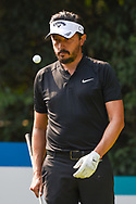 Mike Lorenzo-Vera (FRA) waits to tee off on 2 during Rd4 of the World Golf Championships, Mexico, Club De Golf Chapultepec, Mexico City, Mexico. 2/23/2020.<br /> Picture: Golffile | Ken Murray<br /> <br /> <br /> All photo usage must carry mandatory copyright credit (© Golffile | Ken Murray)