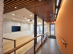 205 C Street Washington, DC interior meeting room