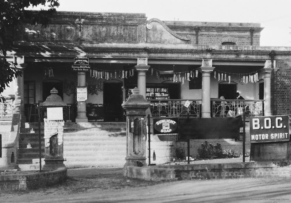 Christmas Stockings for Sale, Tata Iron & Steel Works, Jamshedpur, India, 1929