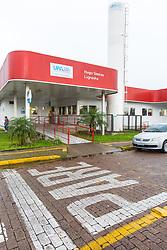 UPA 24horas pode atender de 350 a 400 pacientes por dia, no bairro Rio Branco, em Canoas. FOTO: André Feltes/ Agência Preview