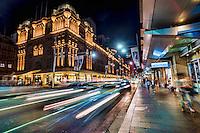 George Street & Queen Victoria Building