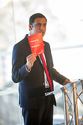 Anas Sarwar delivered a major speech and present his vision for Scotland's future, at DoubleTree by Hilton Hotel, Edinburgh.