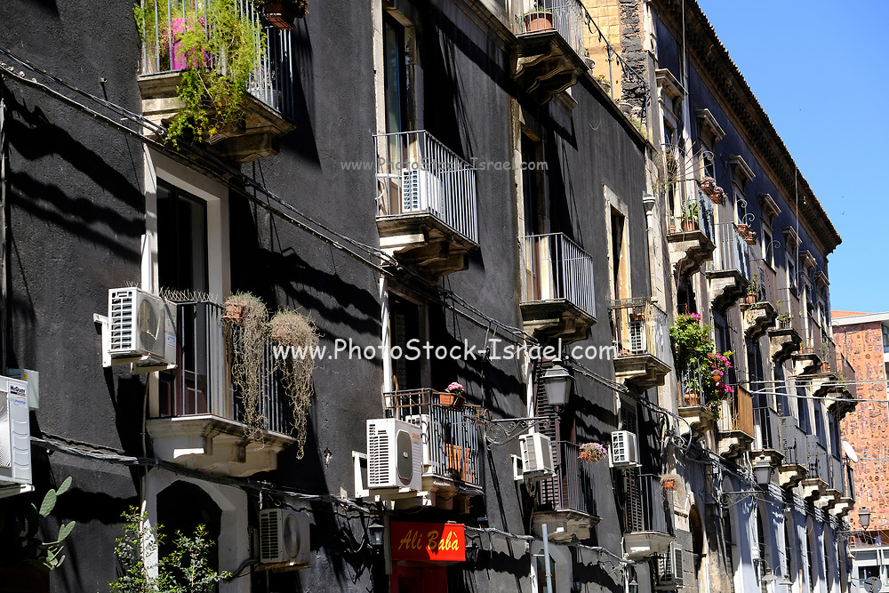 Catania is the second largest city of Sicily after Palermo located on the east coast facing the Ionian Sea. It is the capital of the Metropolitan City of Catania,