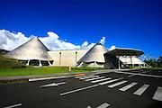 Imiloa Astonomy Center, Hilo, Island of Hawaii