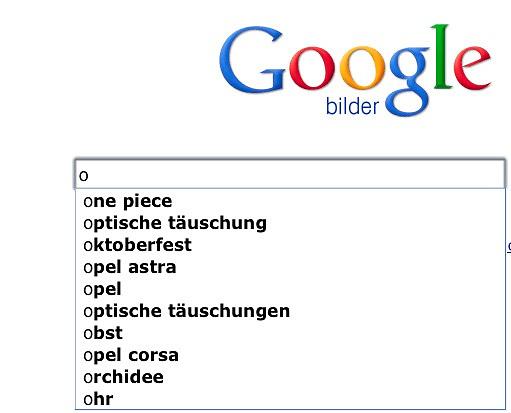 Das deutsche Alphabet im Jahre 2011;  German alphabeth in the year 2011