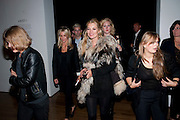 KATE MOSS, KM3D-1 Film screening made by Baillie Walsh of Kate Moss. Hosted by another magazine. Hanuch of Venison. London. 16 Septemebr 2010.  -DO NOT ARCHIVE-© Copyright Photograph by Dafydd Jones. 248 Clapham Rd. London SW9 0PZ. Tel 0207 820 0771. www.dafjones.com.