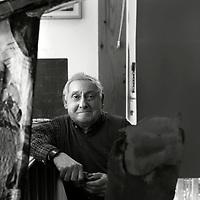 Ivor Abrahams, Sculptor, Ramsgate