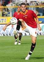 Parma 24/09/2006<br /> Campionato Italiano Serie A 2006/07<br /> Parma-Roma 0-4<br /> Aleandro Rosi Roma<br /> Foto Luca Pagliaricci Inside<br /> www.insidefoto.com