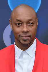 May 14, 2019 - New York, NY, USA - May 14, 2019  New York City..Dorian Missick attending Walt Disney Television Upfront presentation party arrivals at Tavern on the Green on May 14, 2019 in New York City. (Credit Image: © Kristin Callahan/Ace Pictures via ZUMA Press)