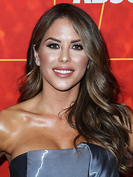 BEVERLY HILLS, LOS ANGELES, CA, USA - OCTOBER 18: amfAR Gala Los Angeles 2018 held at the Wallis Annenberg Center for the Performing Arts on October 18, 2018 in Beverly Hills, Los Angeles, California, United States. 18 Oct 2018 Pictured: Brittney Palmer. Photo credit: Xavier Collin/Image Press Agency/MEGA TheMegaAgency.com +1 888 505 6342