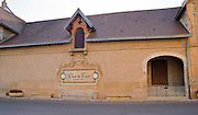 Clos de Tart vineyard and cellars in Morey Saint Denis belonging to Mommessin, Bourgogne