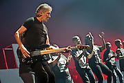 """Roger Waters performs """"The Wall"""" at Nassau Colliseum, NY 10/12/2010."""