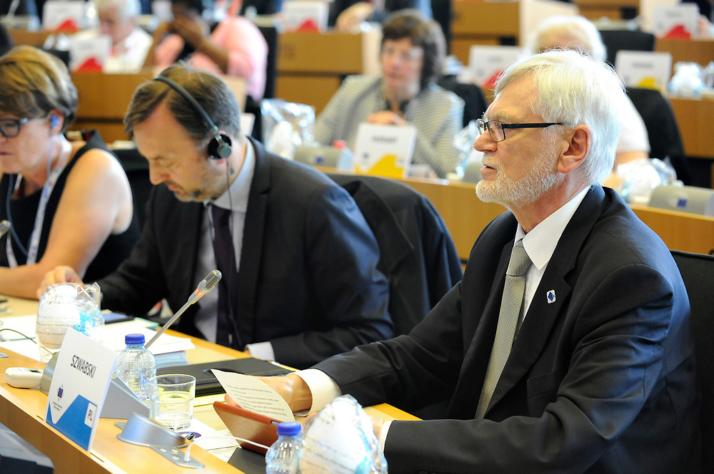 11 May 2017, 123rd Plenary Session of the European Committee of the Regions <br /> Belgium - Brussels - May 2017 <br /> SZWABSKIStanisław© European Union / Fred Guerdin