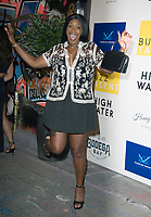 Sandi Bogle at the  Buzz Talent's End of Lockdown Party on Friday 2021,at the official opening of 26 Leake Street, to celebrate a full night of freedom with dancing, epic music, drinking and all the ultimate party vibes we have missed over the past 16 months.