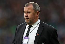 New Zealand assistant coach Ian Foster