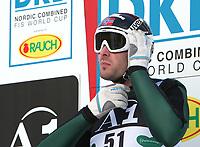 Kombinert FIS World Cup<br /> 18.12.2009<br /> Dachstein Østerrike<br /> Foto: Gepa/Digitalsport<br /> NORWAY ONLY<br /> <br /> FIS Weltcup. Bild zeigt Magnus Moan (NOR)