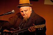 Eden & Jon's East River String Band at Cecils, West Orange, NJ 11/7/2009.