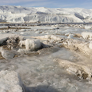 Lake Hoare and Canada Glacier