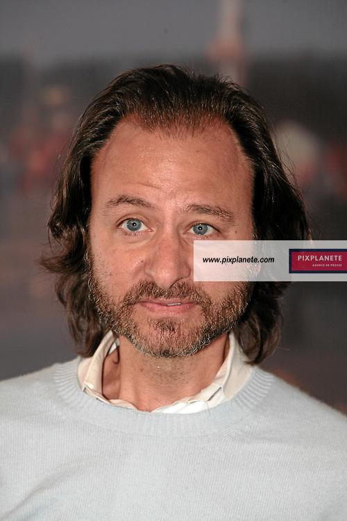 Fisher Stevens - Présentent Crazy Love - Photocall - Festival du Film Américain de Deauville - 1/09/2007 - JSB / PixPlanete