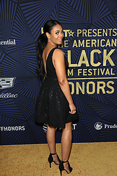 Regina Hall at BET's 2017 American Black Film Festival Honors Awards in Los Angeles, USA.