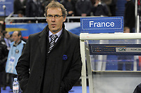 FOOTBALL - INTERNATIONAL FRIENDLY GAMES 2011/2012 - FRANCE v USA - 11/11/2011 - PHOTO JEAN MARIE HERVIO / DPPI - LAURENT BLANC (COACH FRANCE)