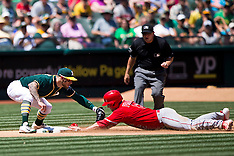 20150430 - Los Angeles Angels of Anaheim at Oakland Athletics