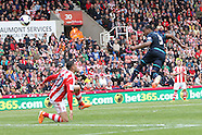 Stoke City v Tottenham Hotspur 260414