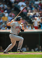 Justin Morneau of the Minnesota Twins..The Minnesota Twins defeated the Cleveland Indians 4-2 on Sunday, July 27, 2008 at Progressive Field in Cleveland.