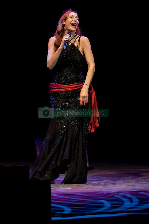 June 1, 2017 - Verona, Italy - Ute Lemper, star of international music, admired for style and intense performances on the world's major stages, inaugurated the ''Beauty Festival'' in Verona. (Credit Image: © Luca Marenda/Pacific Press via ZUMA Wire)