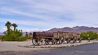 Wagon Train at Furnace Creek. Death Valley National Park. Image taken with a Leica X1 camera (ISO 100, 24 mm, f/6.3, 1/800 sec).