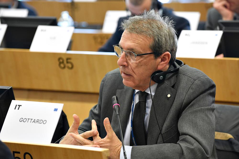 11 May 2017, EPP Group meeting<br /> Belgium - Brussels - May 2017 <br /> GOTTARDOIsidoro<br /> © European Union / Photographer