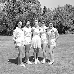 PADDOCK WOOD GROUPS 1957