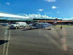 Mokulele Flight From Kona To Maui