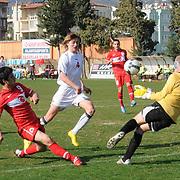 Turkish U17 national soccer team. Photo by TURKPIX